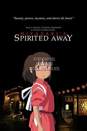 CGC Huge Poster - Spirited Away Movie Poster Studio Ghibli - STG036 (24