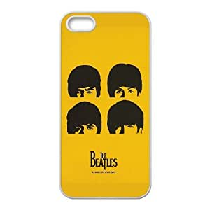iPhone 5 5s Cell Phone Case White The Beatles Vukjl