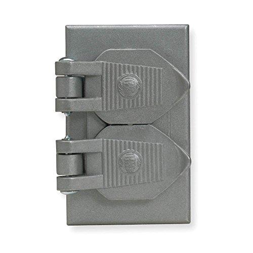 [해외]배선기구 - 켈렘 플레이트, 내후성/Wiring Device-Kellems Plate, Weatherproof