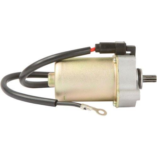 DB Electrical SND0571 Starter For Polaris ATV Outlaw 90 Sportsman 90 07 08 09 10 11 12 13 14 89CC /0453478, 0454952/12 Volt, CCW