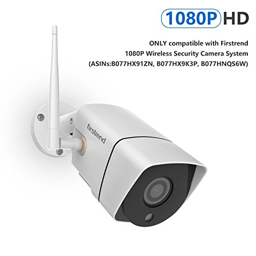 Firstrend 1080P Security Camera Designed for Firstrend 1080P Wireless Security Camera System Only