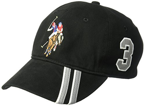 U.S. Polo Assn. Men's Polo Horse Baseball Cap, -