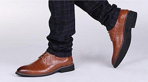 Homme d'équitation FAMILY Jaune PUNK 38 EU Jaune Noir Noir 39 pour Chaussures EU 4qIWWTE
