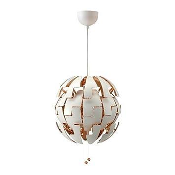 Ikea 103.114.88 PS 2014 - Lámpara de techo, color blanco y ...