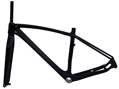 UD Carbon 29ER MTB Mountain Bike Frame ( For BSA ) 19'' Fork Axle 15mm by flyxii
