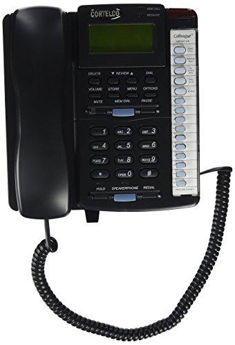 (Cortelco 220000-TP2-27E 1-Handset Landline Telephone)