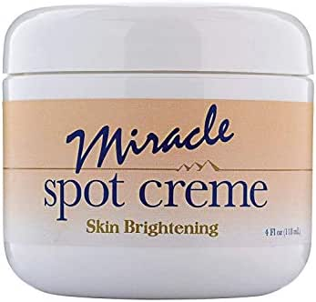 Miracle Spot Cream - 4 Oz. Jar