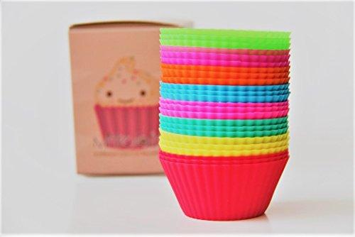 reusable cupcake liners - 6