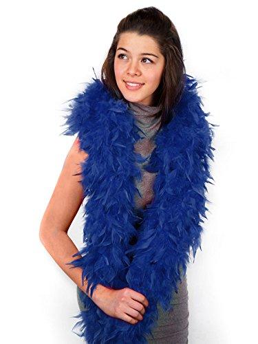 Forum Novelties Boa -Turkey Feather BOA Blue 55 Gram]()