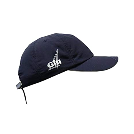 Amazon.com   Gill Unisex Technical Sailing Hat One Size Navy ... aeea4609b5c