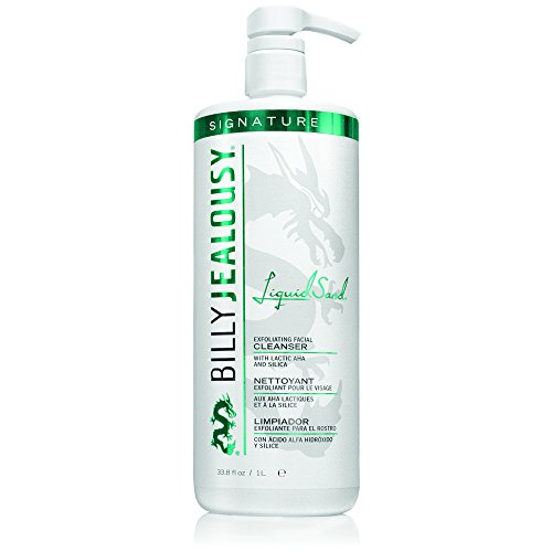 Billy Jealousy LiquidSand Exfoliating Cleanser product image