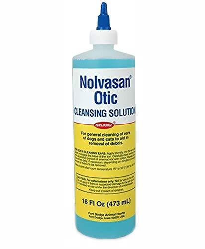 Nolvasan Otic Cleansing Solution - 16 oz