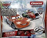 Carrera GO!!! Disney Pixar CARS Ice Racers 1/43 Scale Electric Slot Car Race Set