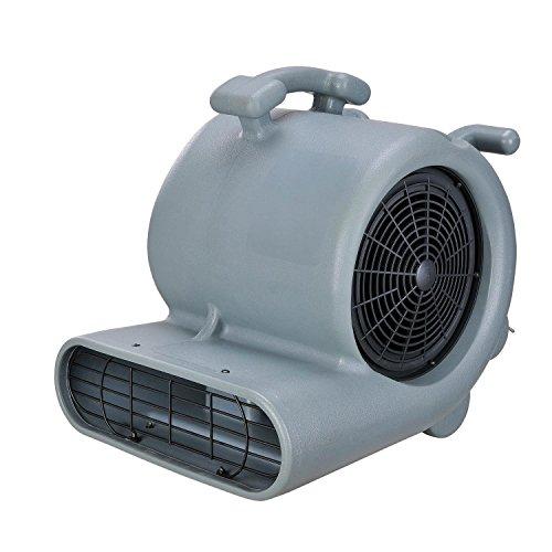 - 3/4 HP 3 Speed Floor Dryer, Blower