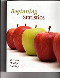 Beginning statistics 2nd edition carolyn warren kimberly denley beginning statistics annotated instructor edition by carolyn warren kimberly denley emily atchley published by fandeluxe Choice Image