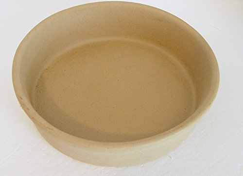 PAMPERED CHEF Stoneware 8X2 Inch Mini Round Deep Dish Baker