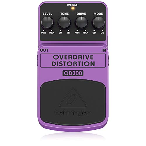 Behringer OD300 2-Mode OverdriveDistortion