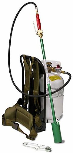 Red Dragon BP 223 SVC 100,000 BTU Weed Dragon Back Pack Propane Vapor Torch Kit With Squeeze (Flame Weed Dragon)