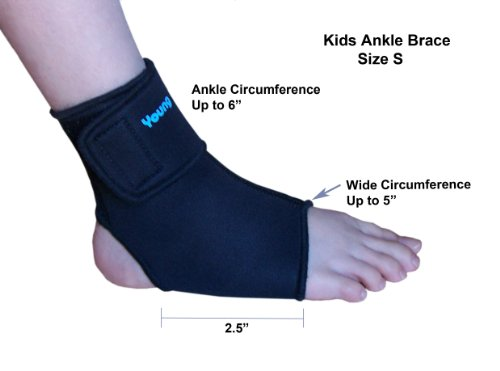 Kids Ankle Brace Neoprene Comfortable product image