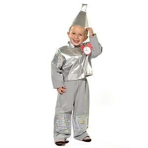 George Street - Disfraz infantil de hombre de hojalata (7 a años)