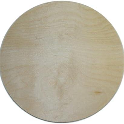 Mpi BBP-111 10-Inch Unfinished Wood Baltic Birch Plaque, Circle 41rAAFP8eGL
