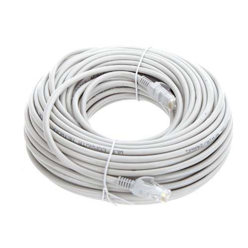Kingzer 30M RJ45 Ethernet Networking Patch Cable For 10 100 1000 Base-T Networks from KINGZER