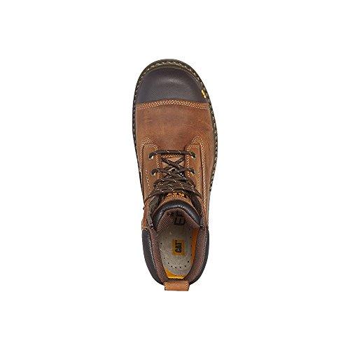 Rups Grind 6 S3, Mannen Beschermende Laarzen Beige (donker Beige)