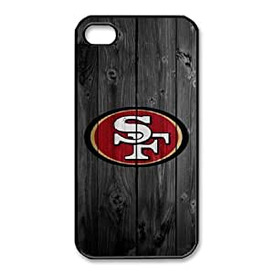 iPhone 4,4S Phone Cases NFL San Francisco 49ers Cell Phone Case TYF678212