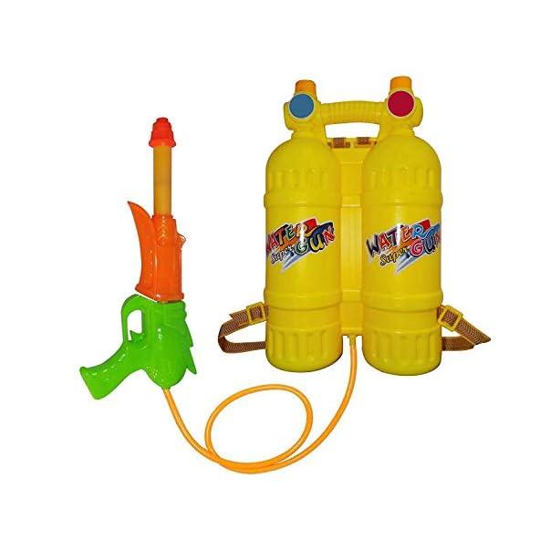 Prime Pichkari for Holi Kids Pichkari Kids for Girls and Boys, Plastic Holi Pichkari Toy for Kids Gift Item, Multi Color, Pack of 1 (P2)