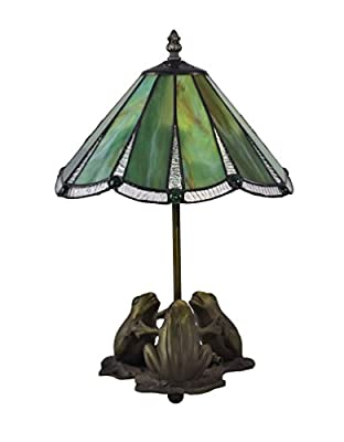 Dale Tiffany Lamps STT17060 Terrapin Tiffany Table Lamp