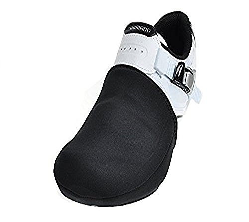RockBros Cycling Bike Shoe Toe Cover Warmer Protector Black 1 Pair