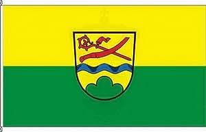Vertical Bandera niederal Estanque–150x 400cm–Bandera y