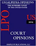 Legalpedia Opinions: US Supreme Court
