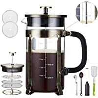 Homost 34 oz 8 cups French Press Coffee Maker