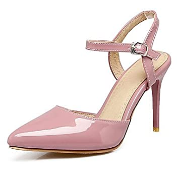 6ac60a1ad6 RainbowElk Women's Shoes Sandals Spring Summer Fall Comfort Leatherette  Office & Career Dress Casual Stiletto Heel