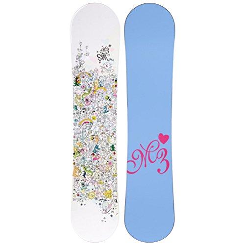 Millenium 3 Star Jr Girls Snowboard