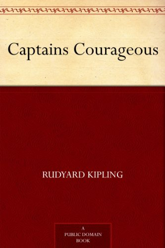 Captains Courageous by [Kipling, Rudyard]