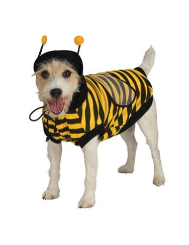 Bumblebee Dog Pet Costume - Medium (Pet Bumblebee Costume)