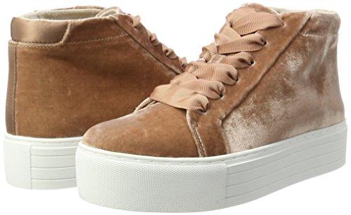 High Top York New Sneaker Kenneth Blush Cole Velvet Platform Janette Women's 7OqIHgX