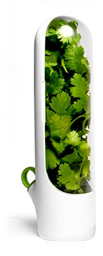 Herb Saver Best Keeper for Freshest Produce - Innovation that Works by Prepara (Fresh Herb Container Garden)