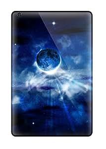 Shock-dirt Proof Space Art Case Cover For Ipad Mini/mini 2