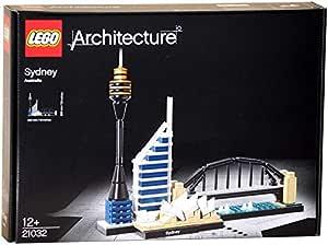 LEGO 21032 Architecture Sydney City Building Toy