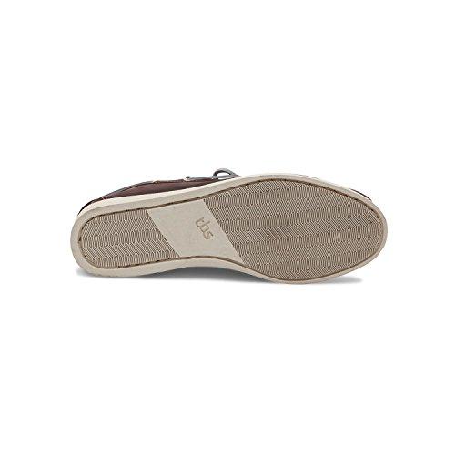 Tbs - Zapatillas de piel para hombre cuero 42