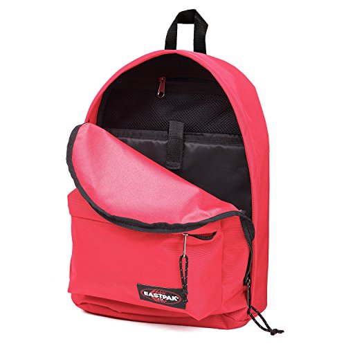 Amazon.com: Eastpak Out of Office EK76753B Chuppachop Red Laptop Backpack: Sports & Outdoors
