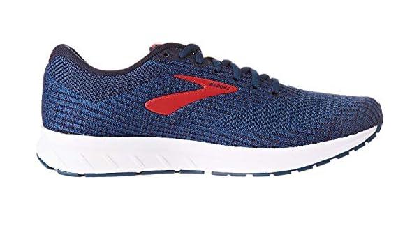 Brooks Revel 3, Zapatilla de Correr para Hombre, Poseidón/Azul ...