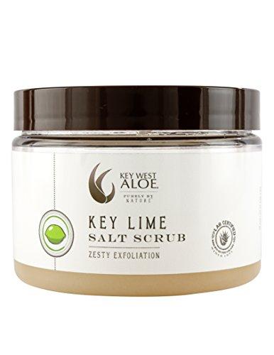 Key Lime Salt Scrub 13oz