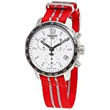 Tissot Quickster Houston Rockets Special Edition Chronograph Mens Watch T0954171703712