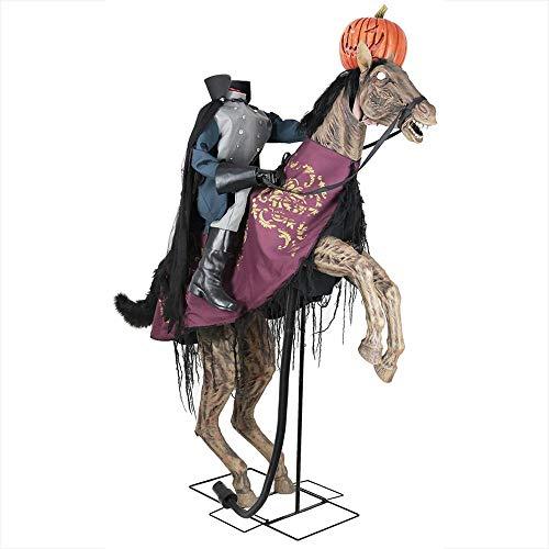 91 in. Headless Horseman