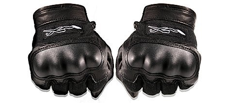Wiley X CAG-1 Combat Assault Gloves Large Black