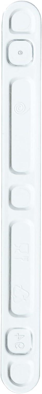 Aristea - Paletina agitadora de plástico para el Cafe - 100 Unidades